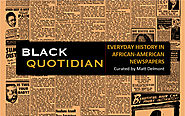 Black Quotidian: Black Quotidian