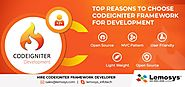 15 Reasons Why Codeigniter Framework is Preferable for Development