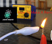 How To Make A Remote Fire Starter!
