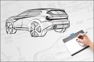 Automobile Design Revolution with 3D Modeling, Automobile Designer
