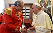 Vatican: Pope Francis to name delegate to run Order of Malta
