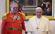 Order of Malta Grand Master resigns amid row with Vatican