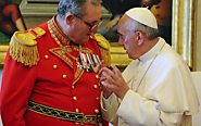 Order of Malta leader: 'Vatican investigators have conflict of interest'