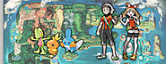 Visit the Pokémon Omega Ruby and Pokémon Alpha Sapphire official site!