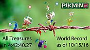 Pikmin 2 - All Treasures Speedrun in 4:42:40.27 (OLD PB)