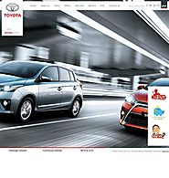 Eglobeits Portfolio | Toyota – Global Leader in Automotive Market