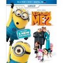 Amazon.com: Despicable Me 2 (Blu-ray + DVD + Digital HD with UltraViolet): Steve Carell, Kristen Wiig, Benjamin Bratt...