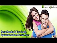 Natural Remedies To Treat Erectile Dysfunction And Boost Erection Power