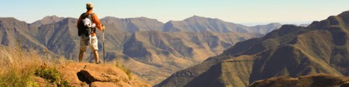 Headline for A List of Mountains in Lesotho – Time for Some Adventure