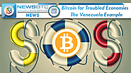 Bitcoin for Troubled Economies, the Venezuela Example