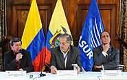 Colombia, ELN announce first accord at peace talks