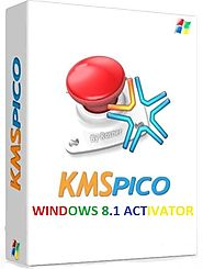KMSPico Windows 8.1 Pro Activator Download Build 9600 Latest 2017