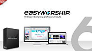 EasyWorship 6 Crack Keygen Plus Activation Product Key 2017 Version