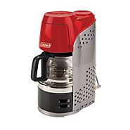 Coleman Quick Pot Propane Coffee Maker