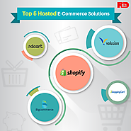 Top 5 Hosted E-Commerce Solutions