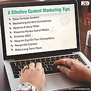 8 Most Effective Content Marketing Tips in 2016