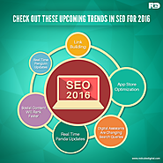 Upcoming Trends in SEO For 2016 I SEO Trends 2016