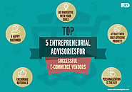 Top 5 Entrepreneurial Advisories For Successful E-Commerce Vendors