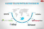 6 Quickest Tools For Twitter Ads To Increase ROI - Redcube Digital