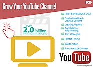10 Tips on How to Grow Your YouTube Channel: RedCube Digital Media