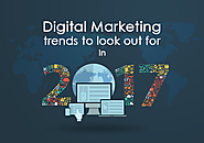 Top Digital Marketing trends to look out in 2017