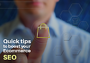 6 Tips to Boost Your E-Commerce SEO