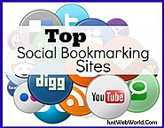 Top Dofollow Social Bookmarking Sites List for SEO 2016