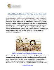 A Good Place to Plan Your Marriage in Goa-Evaevents - PdfSR.com