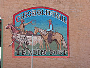 Chisholm Trail Trad'in Post