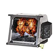 Ronco 4000 Series Rotisserie, Stainless Steel