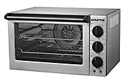 Gourmia S2000 Extra Large Stainless Steel Professional Convection Oven with Dual Mode Rotisserie