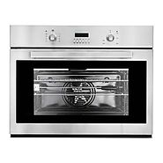 Cosmo COV-309D 30 in. Single Wall Electric Convection Oven with 9 Functions and Rotisserie in Stainless Steel