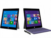 Microsoft launches surface 2 and surface 2 pro tablets