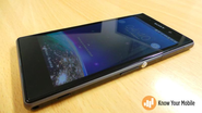 Sony Xperia Z1: first look