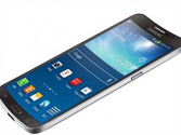curve smartphone Samsung round launched