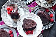 CHOCOLATE FUDGE BUNDT CAKE