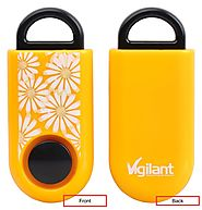 Click to open expanded view Authentic Vigilant Personal Alarm - Emergency Rape / Attack Prevention SOS Alarm With Rip...