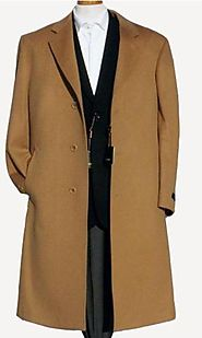 Fashionable and Premium Qaulity Wool Overcoat