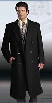 Shop For Stylish Mens Overcoat On Sale