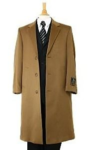 Luxurious Quality Of Mens Camel Hair Overcoat- MensUSA