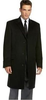 Feel The Extreme Warm And Comfort With Men's Topcoats