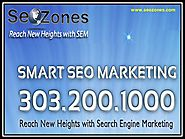 SEO Marketing Services with Smart Digital Marketer Company