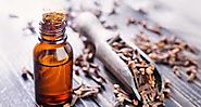 1. Essential Clove Oil