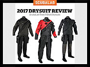 9 New Drysuits Tested and Reviewed By ScubaLab
