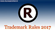 New Rules for Trademark Registration in India