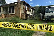Clean, Safe and Professional Asbestos Removal Services