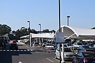 Cost-Effective Car Park Shade Structures In Australia