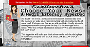 Choose Your News: A Media Literacy HyperDoc