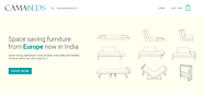 Camabeds Lets You Buy Spanish Conceptualized Furniture In India
