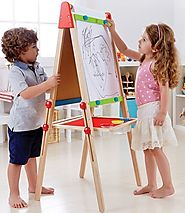 Best Easels For Toddlers | Moms